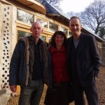 Daren, Adi and Kevin from Grand Designs